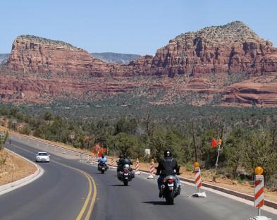 Тур «Вокруг Большого Каньона на мотоциклах»