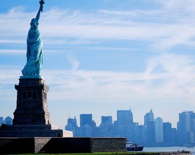 Нью-Йорк и Вашингтон