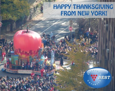 Парад ко Дню Благодарения!