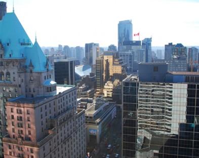 Минеральные источники Западной Канады