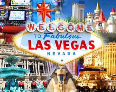 Новый Год в Лас-Вегасе!
