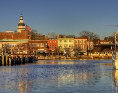 Экскурсия в Аннаполис и Балтимор