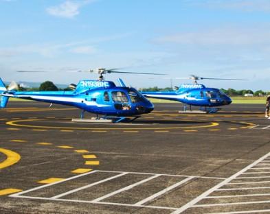 Вертолетная экскурсия вокруг острова Оаху