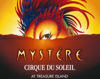 Шоу Mystère™ в отеле Treasure Island