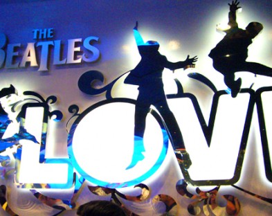 Шоу THE Beatles™ LOVE™ в отеле The Mirage