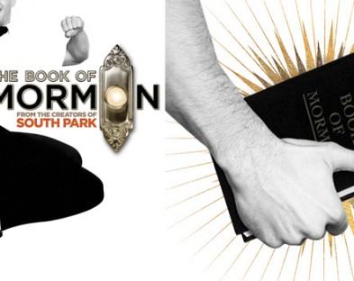Шоу Книга Мормонов — The Book of Mormon