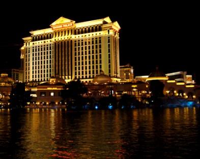 Концерт Селин Дион в отеле Caesars Palace