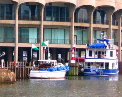 Обзорная экскурсия по городу Чикаго с прогулкой на кораблике по реке