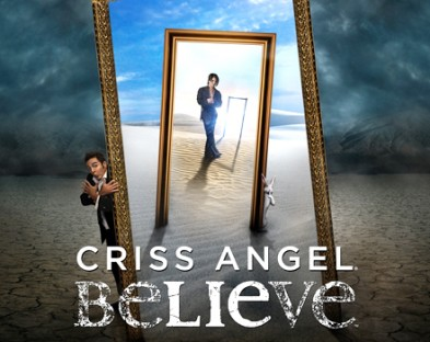 Шоу CRISS ANGEL® Believe™ в отеле LUXOR