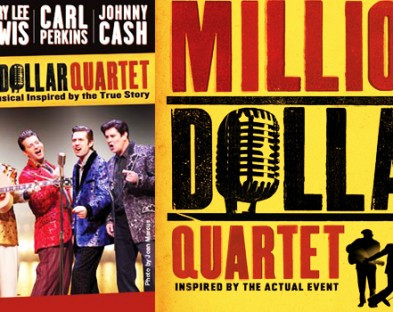 Шоу Million Dollar Quartet — Квартер на миллион долларов