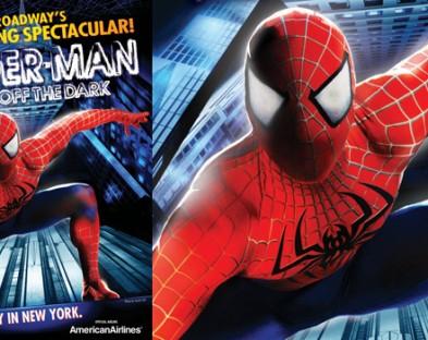 Шоу Spider-Man Turn Off the Dark -Человек-паук