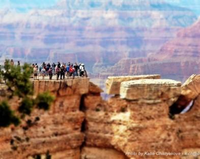 Индивидуальный тур в Гранд Каньон — Южный Отрог South Rim