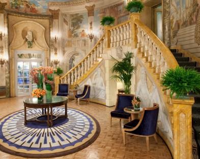 Нью-Йорк – The Pierre, a Taj Hotel, 5*****