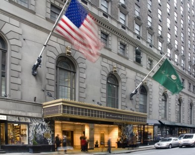 Нью-Йорк — The Roosevelt Hotel, 4****