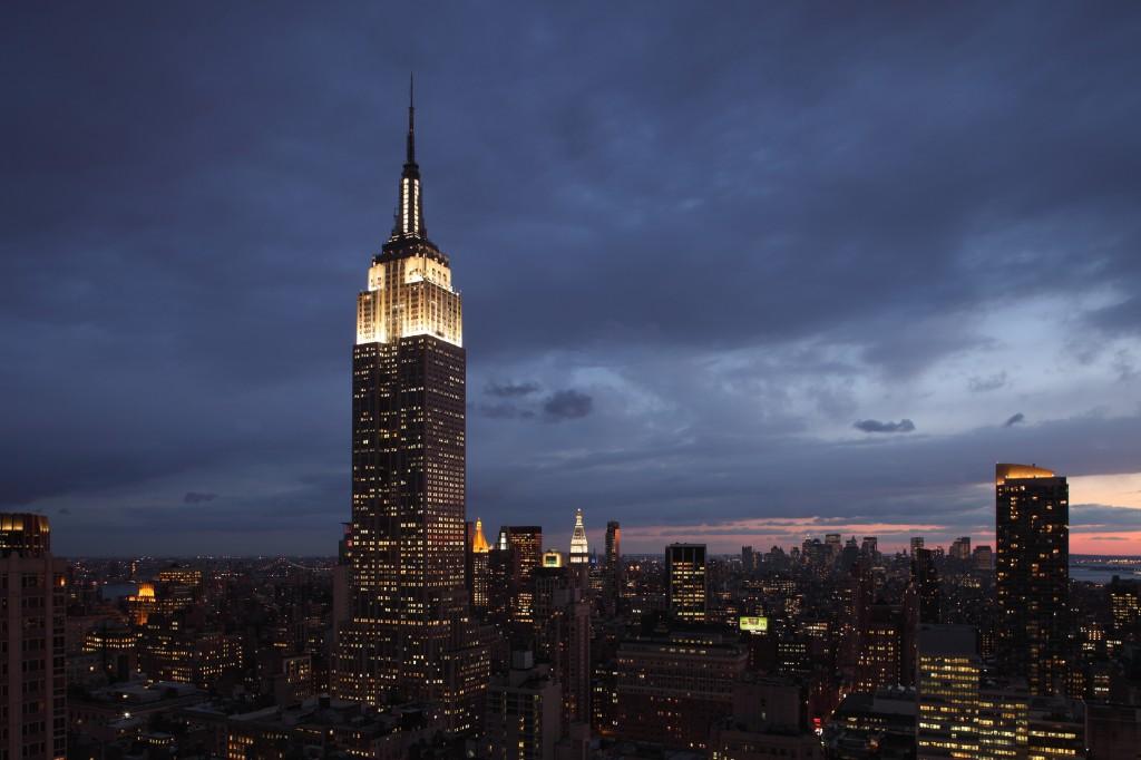 Смотровая площадка Empire State Building Observatory