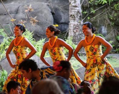 Идивидуальный тур в Полинезийскую деревню, 8 часов