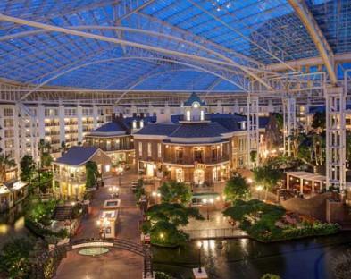 Gaylord Opryland Resort & Convention Center — красивое и уникальное место для любого корпоративного мероприятия