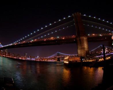 Индивидуальная экскурсия Ночной Нью-Йорк, 3 часа