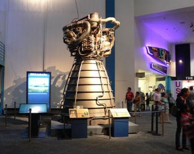 Экскурсия в Kennedy Space Center