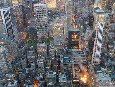 NEW YORK CITY – ГОРОД НЬЮ-ЙОРК
