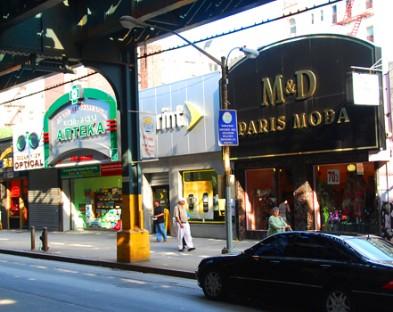 Туры в Нью-Йорк: Брайтон Бич или Маленькая Одесса