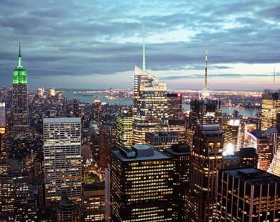 Районы и интересные места в Нью-Йорке. Манхеттен!