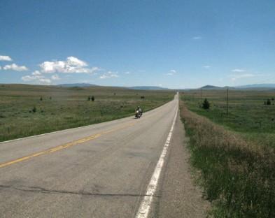 «Blue Ridge Parkway» — неспешная поездка на мотоцикле среди прекрасных пейзажей