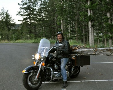 Лос Анджелес — Денвер на мотоцикле