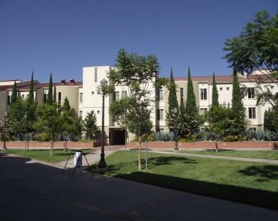 Летний лагерь при университете UCLA в Лос-Анджелесе