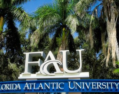 Обучение в Florida Atlantic University