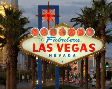 Новый Год в Лас Вегасе!