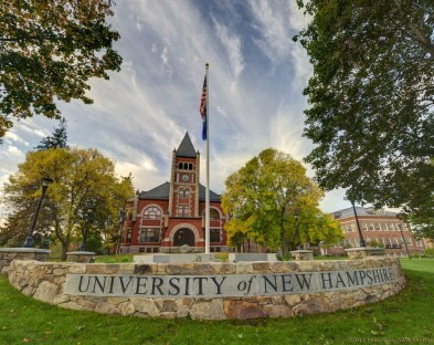 Обучение в University of New Hampshire