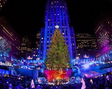 Новый год 2018 в Нью-Йорке!